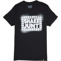 Shake Junt Box Spray T-Shirt - Black