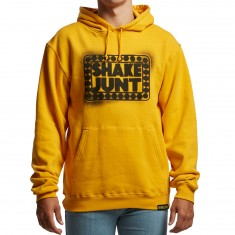 Shake Junt Box Spray Hoodie - Yellow
