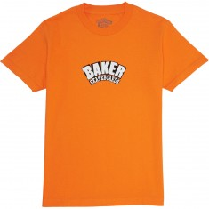 Baker Arch T-Shirt - Orange