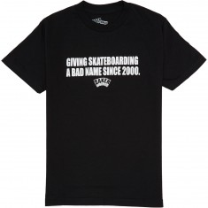 Baker Bad Name T-Shirt - Black