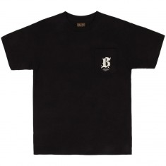 Benny Gold Masters Pocket T-Shirt - Black