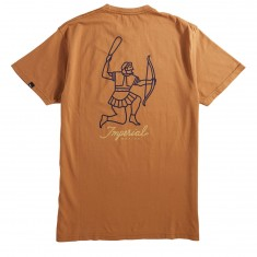 Imperial Motion Archer T-Shirt - Tobacco