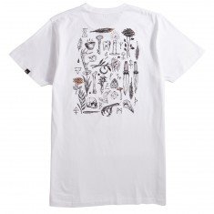Imperial Motion Voo Doo T-Shirt - White