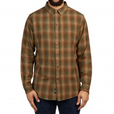 Imperial Motion Sedgewick Flannel Shirt - Tan
