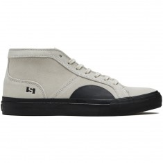 State X The Killing Floor Salem Shoes - White/Black Suede