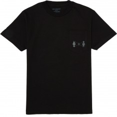 Alien Workshop Refraction Pocket T-Shirt - Black