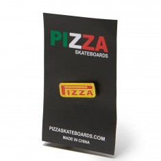 Pizza Brazzers Pin
