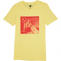 Welcome Orbs Dance T-Shirt - Yellow