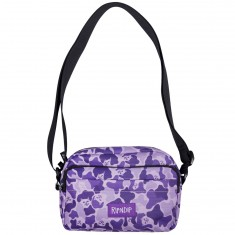 RIPNDIP Invisible Should Bag - Purple Camo
