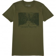 Caliber POV T-Shirt - Green