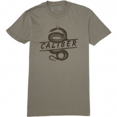 Caliber Snake T-Shirt - Grey