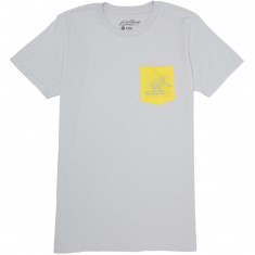 Blood Orange Tuck T-Shirt - Grey