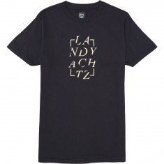 Landyachtz T-Shirt - Coal