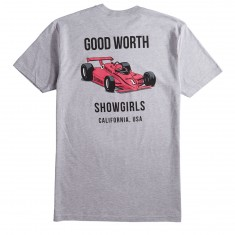 Good Worth Grand Prix T-Shirt - Heather