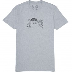 Old Friends Better Together T-Shirt - Grey