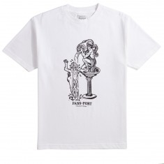 Passport Finer Things T-Shirt - White