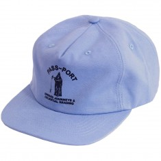 Passport Inward Journeys Hat - Blue