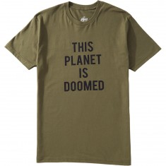 The Killing Floor Other Worlds (doomed) T-Shirt - Army