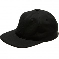 The Killing Floor Other Worlds Unstructured Hat - Black/Black