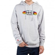 Alien Workshop Spectrum Logo Hoodie - Athletic Heather