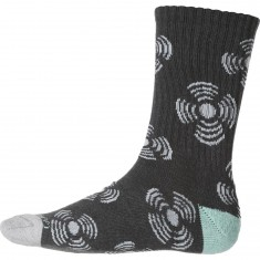 Alien Workshop Sonic Socks - Charcoal Heather