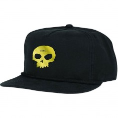 Zero Single Skull Hat - Gold Foil