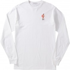 Less Than Local Cruiser Longsleeve T-Shirt - White