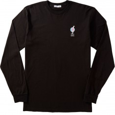 Less Than Local Cruiser Longsleeve T-Shirt - Black