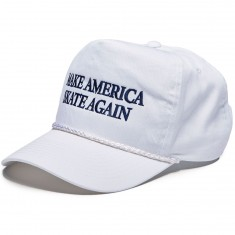 Less Than Local Make America Skate Again Hat - White/Blue