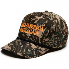 Less Than Local Make America Skate Again Hat - Camo