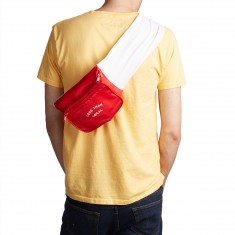 Less Than Local Shoulder Bag - White Sleeves
