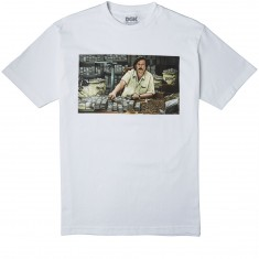 DGK The Boss T-Shirt - White
