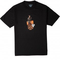 Deathwish Brains T-Shirt - Black