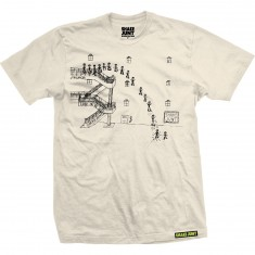 Shake Junt Duke Of Hijinx T-Shirt - Natural