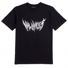 Raised By Wolves Valkkries T-Shirt - Black Jersey