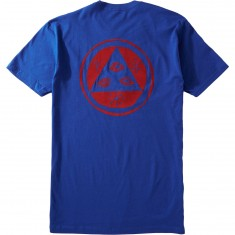 Welcome Talisman T-Shirt - Royal/Red