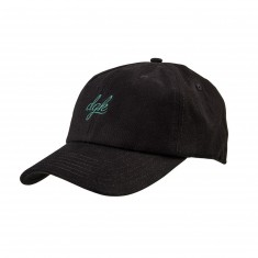 DGK Loud Strapback Hat - Black