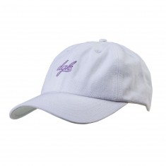 DGK Loud Strapback Hat - White