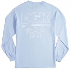 DGK 24-7-365 Longsleeve T-Shirt - Powder Blue