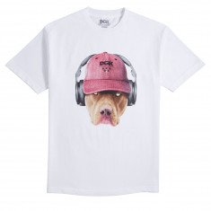 DGK Red Nose T-Shirt - White