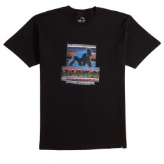 Xlarge Drug Rug T-Shirt - Black