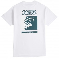 Xlarge Service Pocket T-Shirt - White