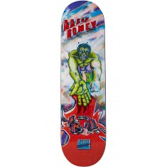 Lipstick Roney Hulk Dominos Skateboard Deck - 8.375""