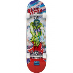 Lipstick Roney Hulk Dominos Skateboard Complete - 8.25""