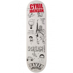 Baker Cyril Good Days Skateboard Deck - 8.50""