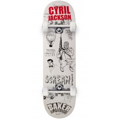 Baker Cyril Good Days Skateboard Complete - 8.50""