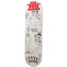 Baker Ngyuen Good Days Skateboard Deck - 8.125""