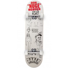 Baker Ngyuen Good Days Skateboard Complete - 8.125""