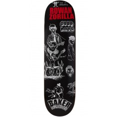 Baker Zorilla Good Days Skateboard Deck - 8.38""