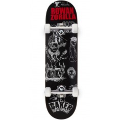 Baker Zorilla Good Days Skateboard Complete - 8.38""